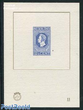 King Willem I, Blueprint 11