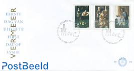 Vermeer 3v FDC