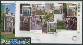 Beautiful Netherlands s/s FDC