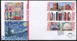 Netherlands-Belgium 6v FDC