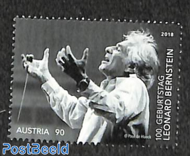 Leonard Bernstein 1v