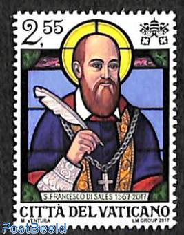San Francesco di Sales 1v