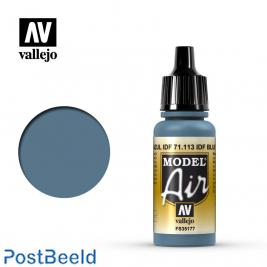 Vallejo model air us intermediate blue