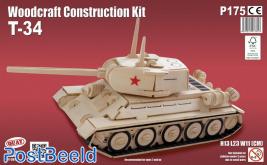T-34 Woodcraft Kit