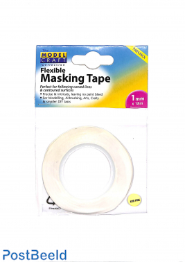 Double pack Flexible Masking tape 1mm