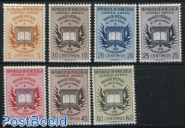 Book exposition 7v, Airmail