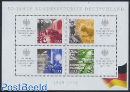 50 years Bundesrepublik s/s