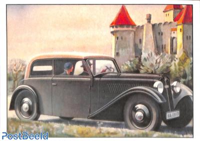 DKW Reichsklasse cabrio