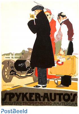 Spyker-Auto's