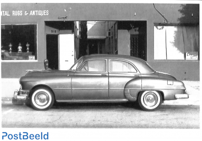 Vintage car's Hollywood