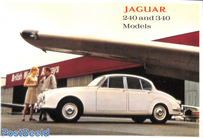 Jaguar 240/340