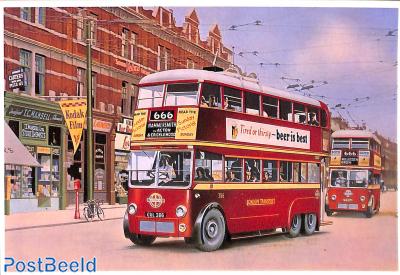 Leyland Trolleybus