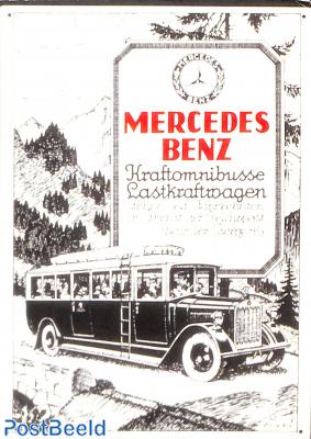 Mercedes Benz Kraftomnibusse