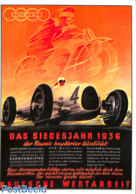 Das Siegesjahr 1936