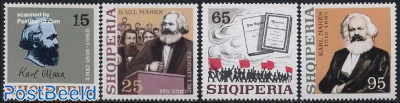 Karl Marx 4v