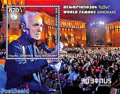 Charles Aznavour s/s