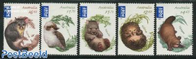 Bush-babies 5v
