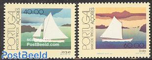 Typical boats 2v
