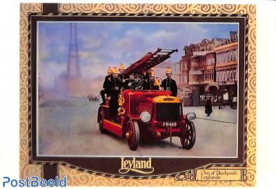 Blackpool Fire Engine