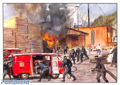 Volkswagen Fire Brigade