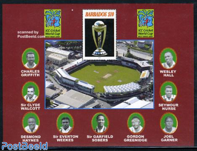 ICC Cricket world cup s/s
