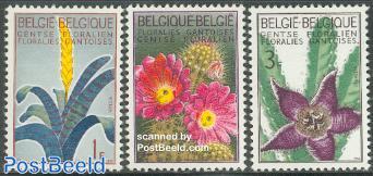 Flower show 3v