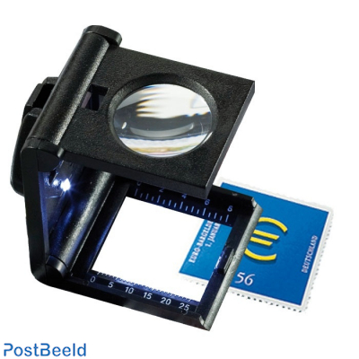Leuchtturm Folding Magnifier with LED
