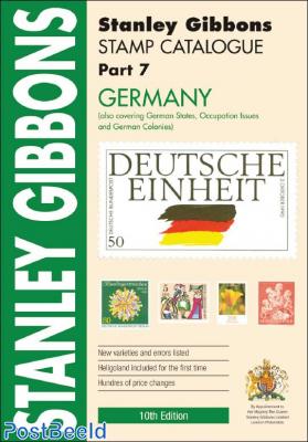 Stanley Gibbons Europa Deel 7: Duitsland
