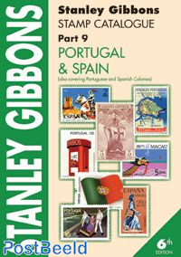 Stanley Gibbons Europa Deel 9: Portugal and Spanje