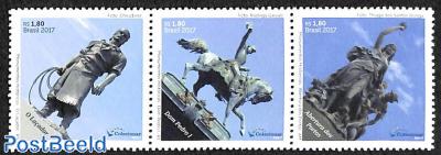Historical statues 3v [::]