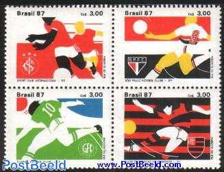 Football clubs 4v [+]