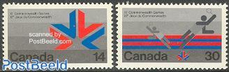 Commonwealth games 2v