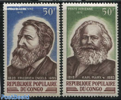Karl Marx, Friedrich Engels 2v
