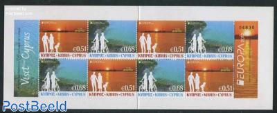Europe, visit Cyprus booklet