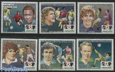 World Cup Football 6v