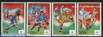 World Cup Football Italy 4v