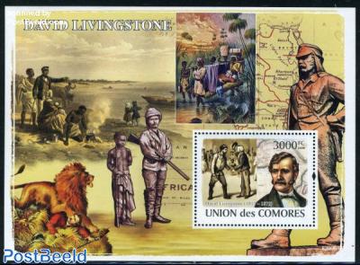 David Livingstone s/s