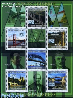 Famous bridges 6v m/s