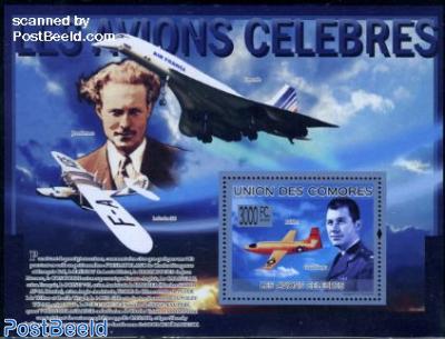 Famous planes s/s