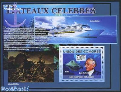 Ships, Jacques Cousteau s/s
