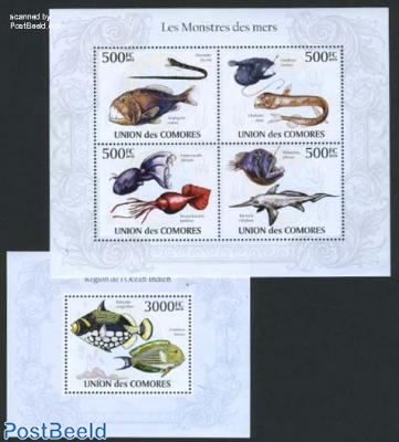 Indian ocean fish 2 s/s