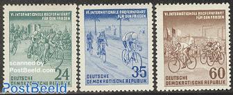 Peace cycling 3v