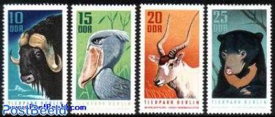 Berlin Zoo 4v