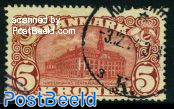 Post office 1v, WM Crown