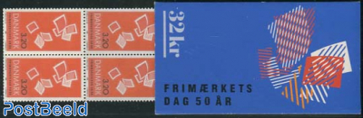 Stamp Day booklet
