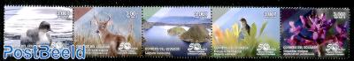 Ecologic reserve 5v [::::]