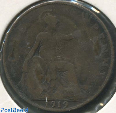 One Penny 1919