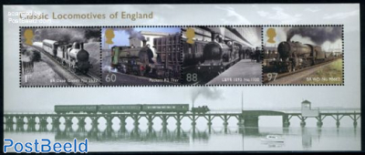 Classic locomotives 4v m/s