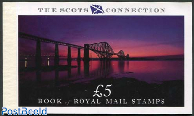 The Scots connection booklet