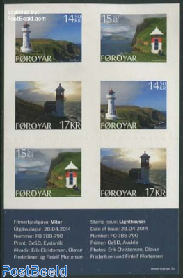 Lighthouses booklet s-a